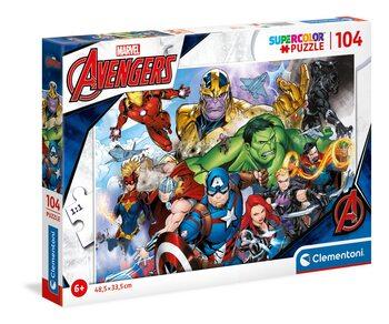 Pussel Marvel - Avengers