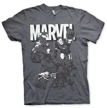 Trikó Marvel - Characters