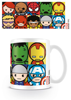 Becher Marvel - Characters