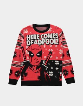 Pulover Marvel - Deadpool