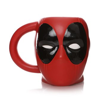 Becher Marvel - Deadpool