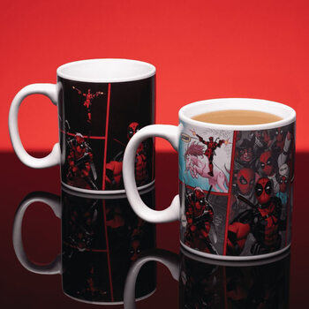 Tasse Marvel - Deadpool