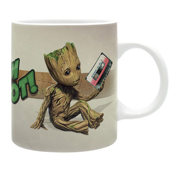 Becher Marvel - Groot
