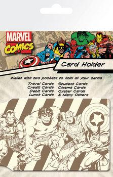 MARVEL - heroes Portcard