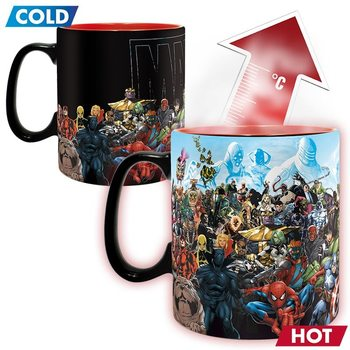 Becher Marvel - Heroes