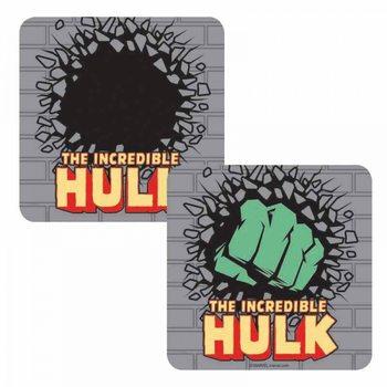 Βάση για ποτήρια Marvel - Hulk
