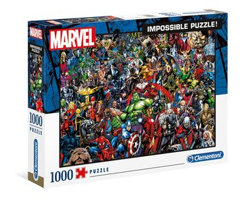 Puzzel Marvel - Impossible