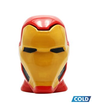 Taza Marvel - Iron Man