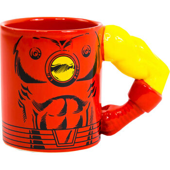 Tazza Marvel - Iron Man