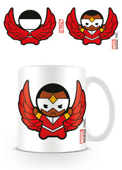 Becher Marvel Kawaii - Falcon