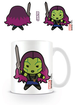 Taza Marvel Kawaii - Gamora