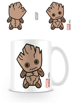 Tazza Marvel Kawaii - Groot