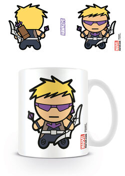 Kubek Marvel Kawaii - Hawkeye