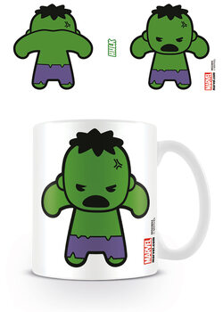 Šalice Marvel Kawaii - Hulk