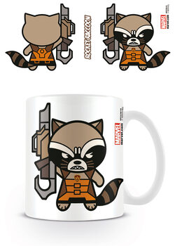 Taza Marvel Kawaii - Rocket Raccoon