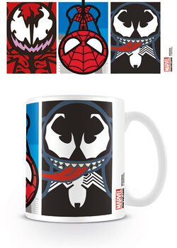 Vrč Marvel Kawaii - Spider-Man Villians
