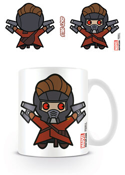 Tazza Marvel Kawaii - Star Lord