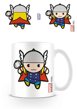 Cană Marvel Kawaii - Thor