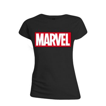 T-Shirt  Marvel - Logo