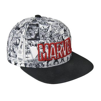 Basecap  Marvel - Red Logo