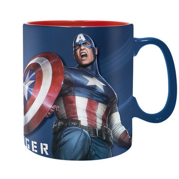 Taza Marvel - Sentinel Of Liberty