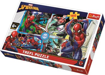 Puzzel Marvel - Spiderman