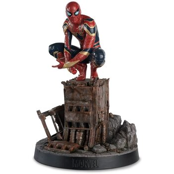 Figurine Marvel - Spiderman On Roof Mega