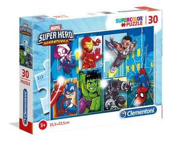 Puzzel Marvel - Super Hero