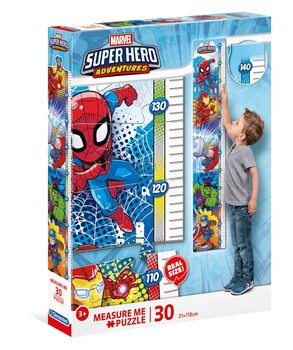 Puzzel Marvel - Super Hero - Measure me