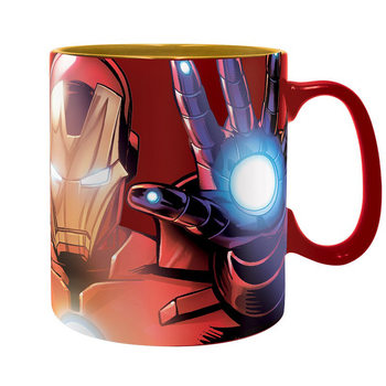 Mugg Marvel - The Armored Avenger