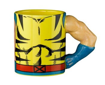 Becher Marvel - Wolverine