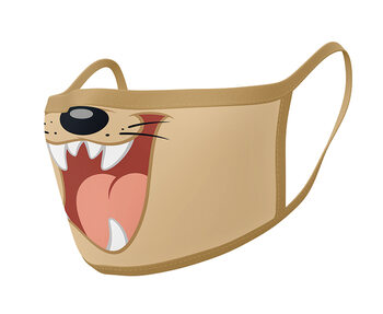 Maske za lice Looney Tunes - Taz (2 pack)