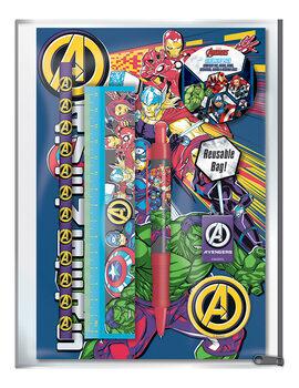 Materiały biurowe Marvel - Avengers Burst