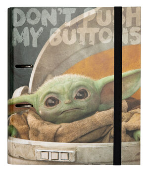 Materiały biurowe Star Wars: The Mandalorian