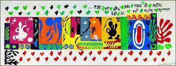 Matisse - Le Mille E Una Notte Festmény reprodukció