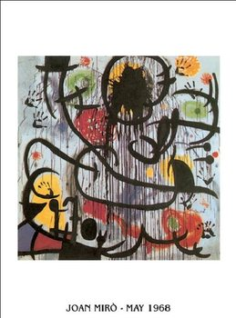 May 1968 Reproduction d'art
