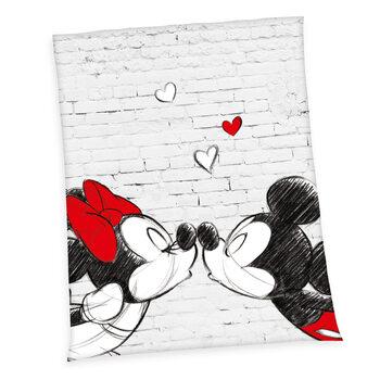 одеяло Mickey Mouse