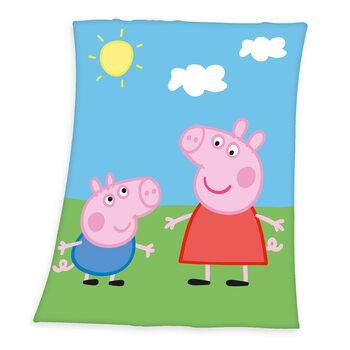 одеяло Peppa Pig