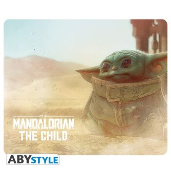 Alfombrilla de ratón Star Wars: The Mandalorian - Baby Yoda