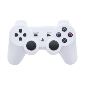Anti-Stress-Ball Playstation - White Controller