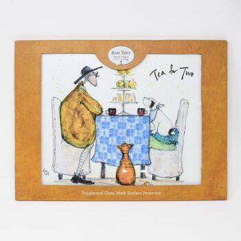 Arbetsdump Sam Toft - Tea for Two