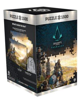 Puzle Assasin's Creed: Valhalla - England Vista