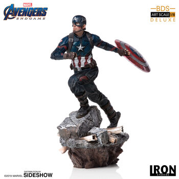Figurita Avengers: Endgame - Captain America (Deluxe)