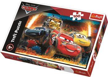 Puzzle Bilar 3: Extreme Race