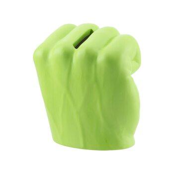 Caja de dinero Marvel - Hulk Fist