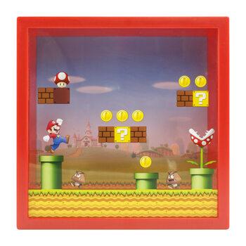 Caja de dinero - Super Mario
