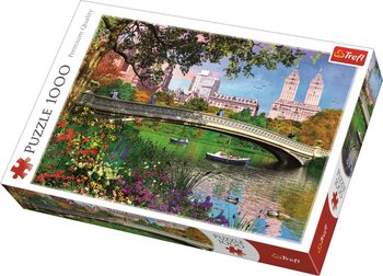 Puzle Central Park, New York