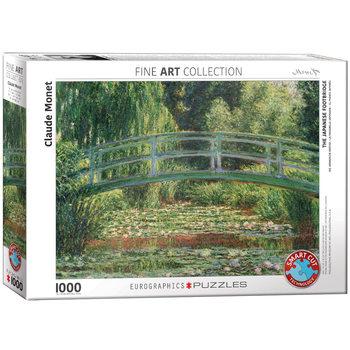 Puzzle Claude Monet - The Japanese Footbridge
