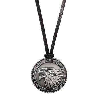 Collier Game of Thrones - Stark Shield