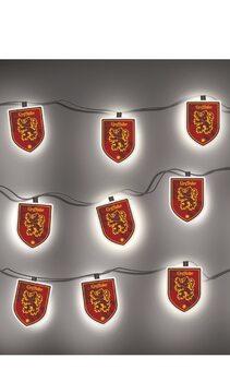 Dekorativne luči Harry Potter - Gryffindor Crest